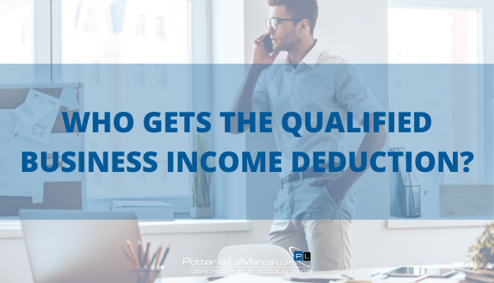 Who Gets the Qualified Business Incom...   <a href=