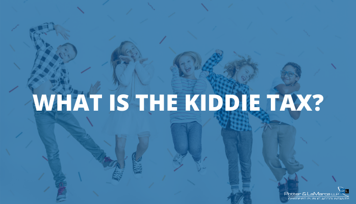 Kiddie Tax